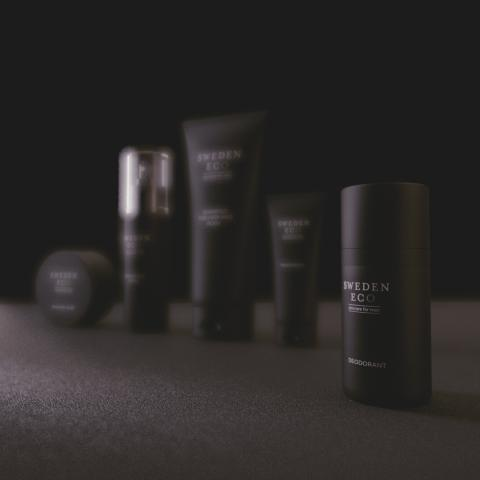 Nyhet Sweden Eco Skincare for men
